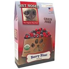 Wet Noses Organic Dog Treats - Grain Free Berry Blast