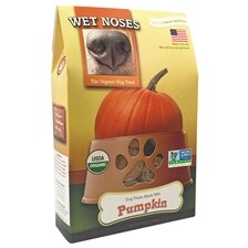 Wet Noses Organic Dog Treats - Pumpkin
