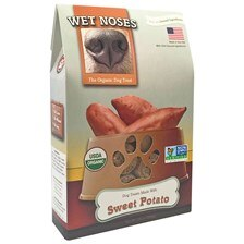 Wet Noses Organic Dog Treats - Sweet Potato
