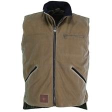 Outback Sawbuck Light Weight Oilskin Waterproof Vest