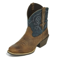 Justin Women's Rustic Buffalo Gypsy Collection