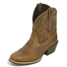 Justin Women's Tan Buffalo Gypsy Collection