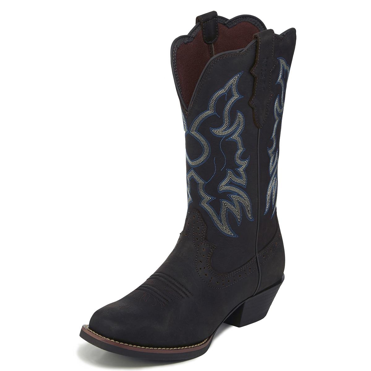 Justin Women's Brandy Stampede Boot