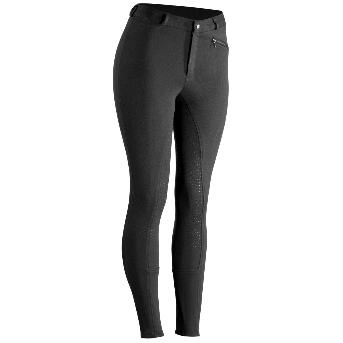 Horze Active Silicone Grip Full Seat Breeches