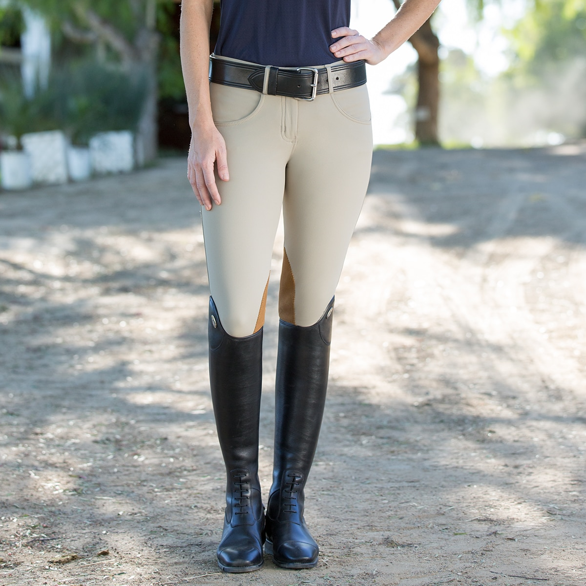 B Vertigo Melissa Knee Patch Breech