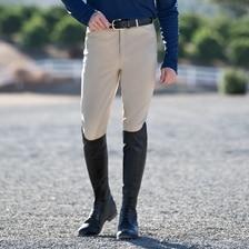 SmartPak Men's Knee Patch Breech
