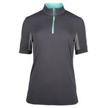 Kastel Signature 1/4 Zip Short Sleeve Sun Shirt