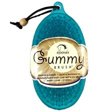 The Epona Gummy Scrubby Brush