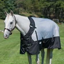 Tough®1 1200D Snuggit Turnout Blanket w/ Adjustable Neck Snuggit