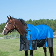 Tough®1 1200D Super Tough Turnout Sheet w/ Adjustable Neck Snuggit