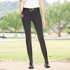Ariat Fashion 5 Pocket Knee Patch Breech