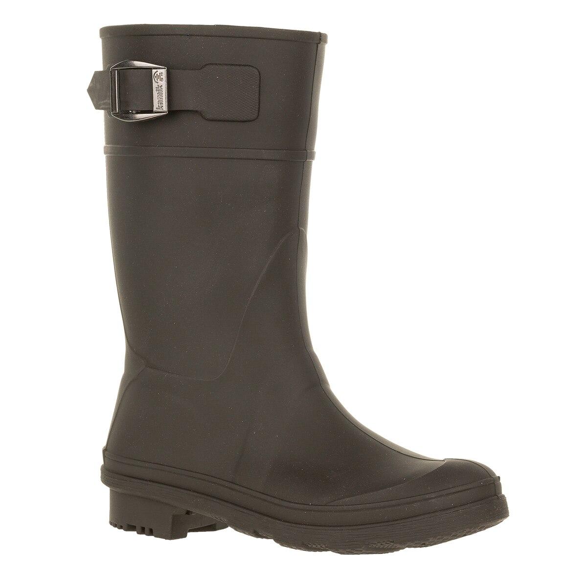 Kamik Raindrops Kids Waterproof Boot