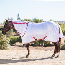 TuffRider Sport Mesh Combo Neck Fly Sheet Exclusively Made for SmartPak -Clearance!