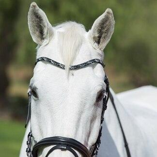 Kavalkade Sparkle Browband- Grey
