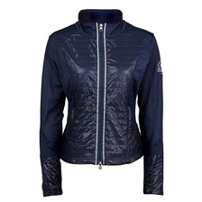 Dublin Mia Quilted Zip Up