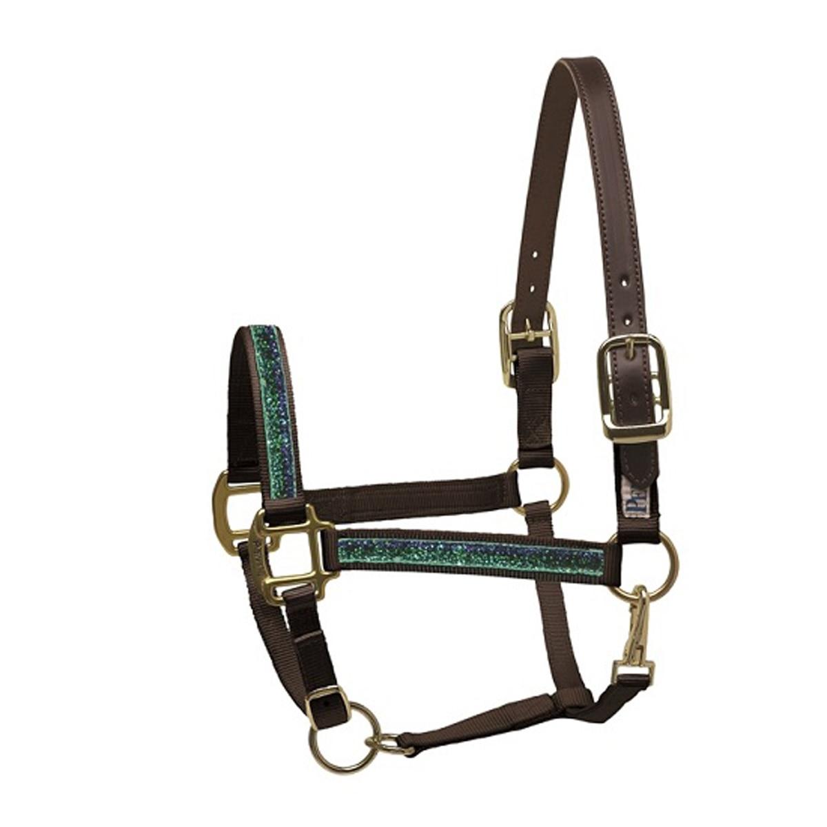 Perri's Sparkle Ribbon Pony Halter