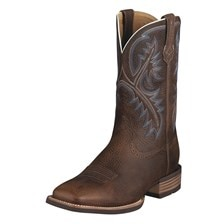 Ariat Men's Quickdraw Boot - Brown Oiled Rowdy