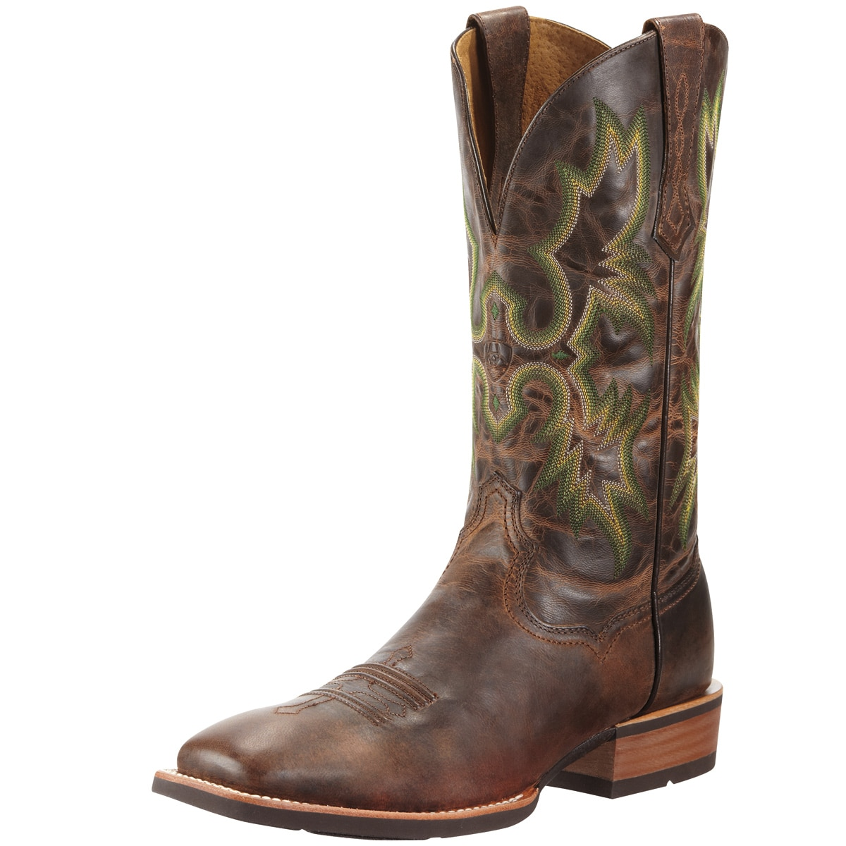 Ariat Men's Tombstone Boot - Weathered Chestnut