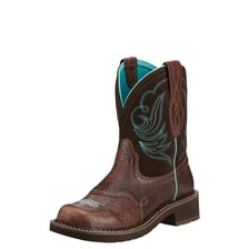 Ariat Women's FatBaby® Heritage Dapper - Royal Chocolate