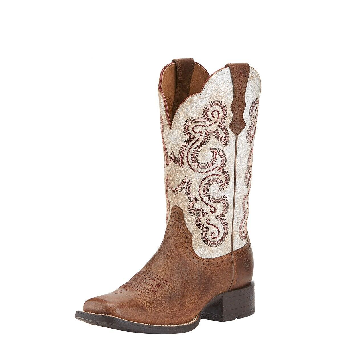 Ariat Women's Quickdraw Boots - Sandstorm