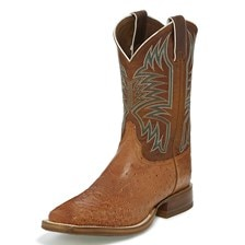 Justin Men's CPX Josiah Boots - Cognac Vintage