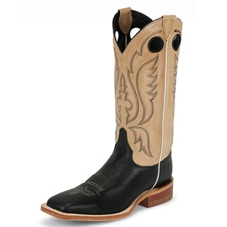 Justin Men's Bent Rail Stillwater Boots - Black