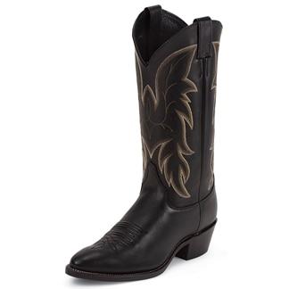 Justin Men's Classic Driscoll Boots - Black