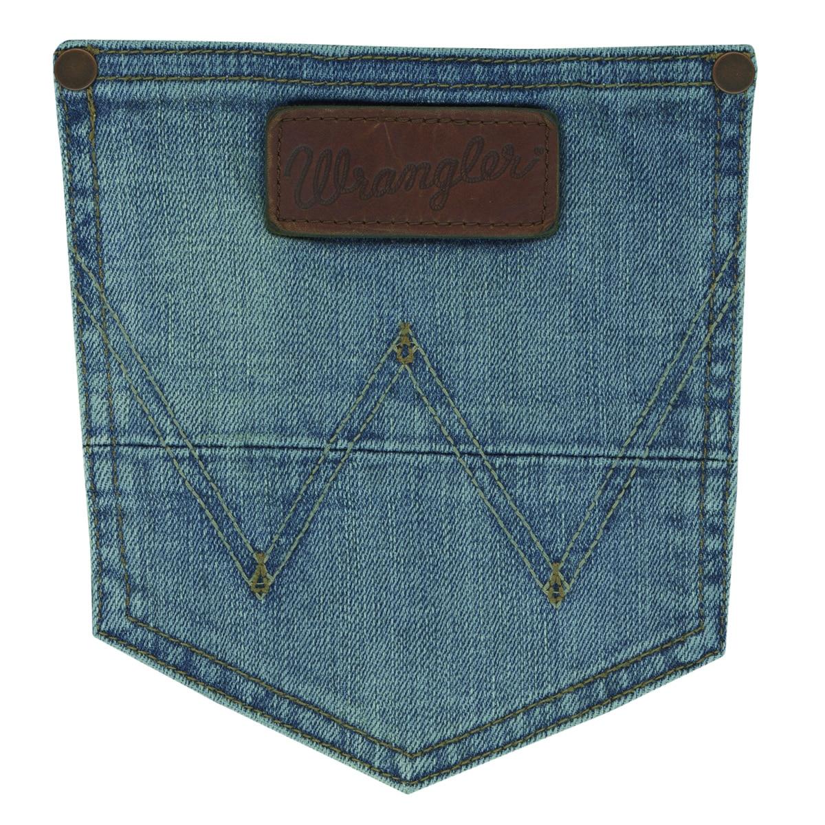 5328757b3f3 Wrangler Men's Retro® Slim Fit Bootcut Jeans - BR Wash