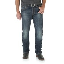 Wrangler Men's Retro® Slim Fit Straight Leg Jeans - Bozeman