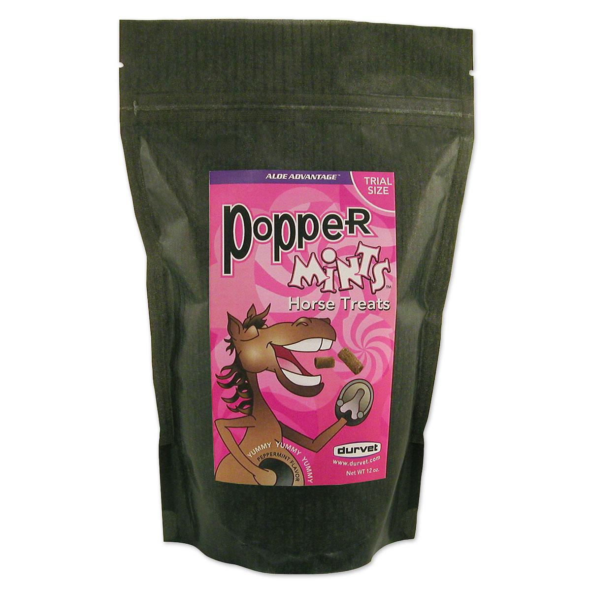 Popper Mints Horse Treats