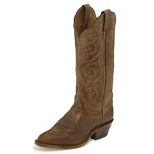 Justin Women's Bent Rail Utopia Boots - Arizona Mocha