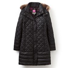 Joules Snowshill Quilted Winter Jacket- Clearance!