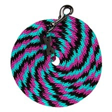 Kensington Tri-Color Poly Lead Rope Made Exclusively For SmartPak