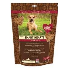 Omega Fields® Smart Hearts Dog Treats