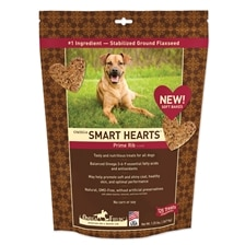 Omega Fields® Smart Hearts Dog Treats