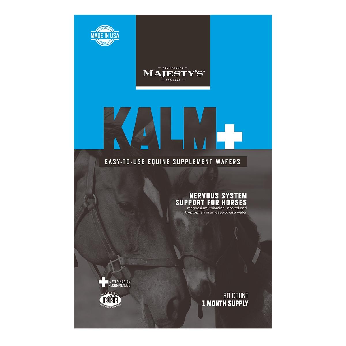 Majesty's KALM+ Wafers™