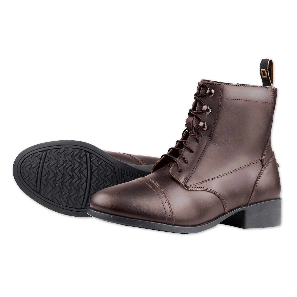 Dublin Foundation Kids Lace Paddock Boots