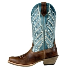 Noble Outfitters™ Women's All Around Tapered Square Toe Sonora - Clearance!