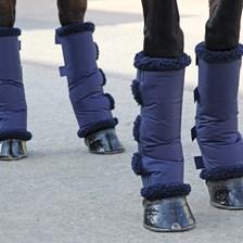 Shires Fleece Shipping Boots