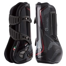 Acavallo Opera Gel Lined Tendon Boot Front