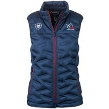 Ariat USEF Team Welded Down Vest