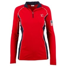 Ariat USEF Tri-Factor 1/4 Zip