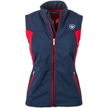 Ariat Team Softshell Vest