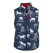 Ariat Girls Emma Reversible Vest