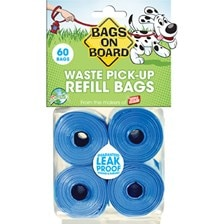Bags On Board® Waste Pick-Up Refill Bags