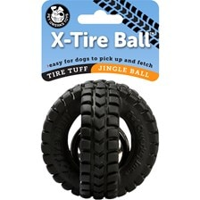 Pet Qwerks Jingle X-Tire Ball™
