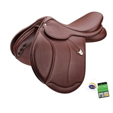 Bates Caprilli Close Contact+ Saddle