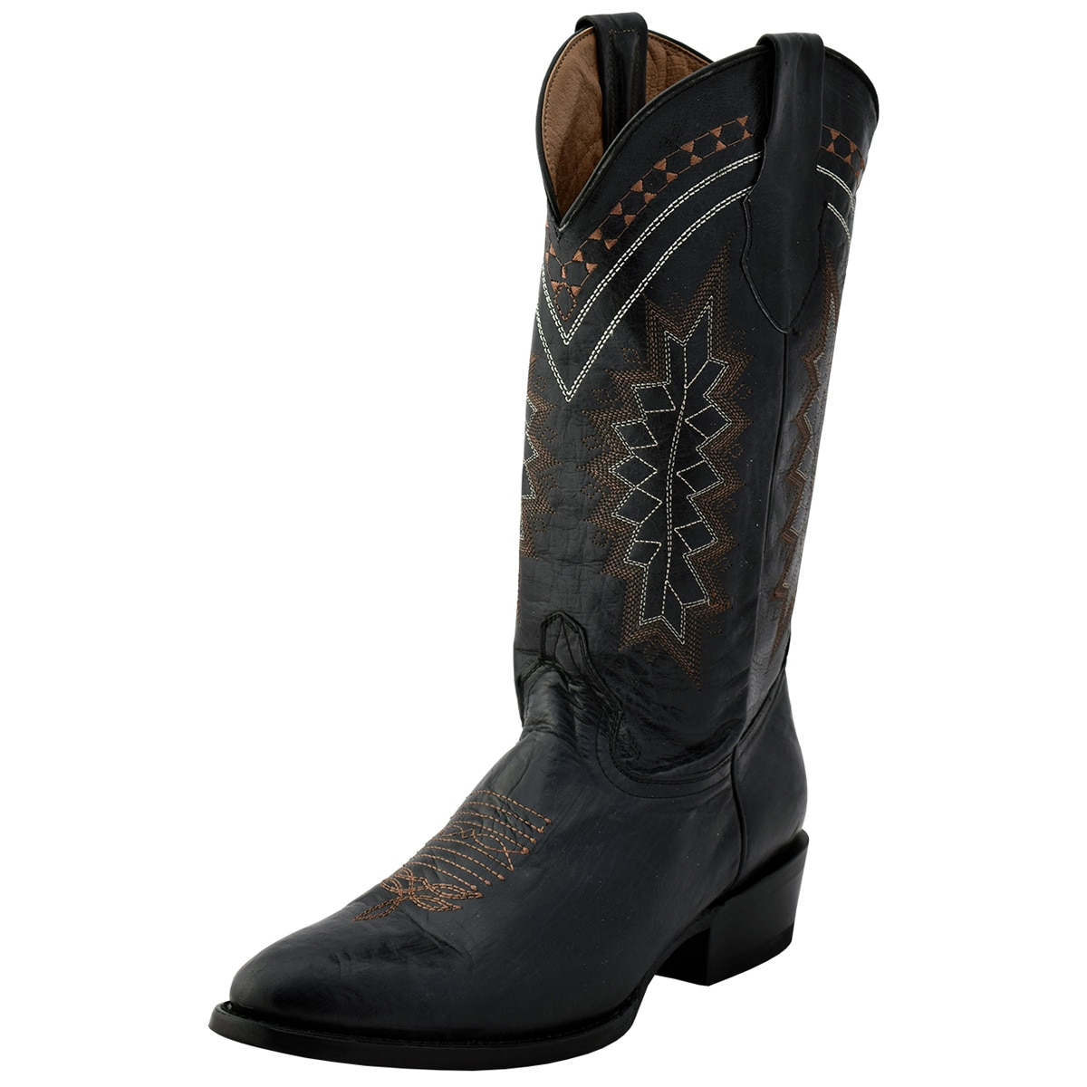 Ferrini Men's Apache Round Toe Boots