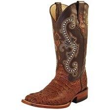 Ferrini Women's Print Caiman Boots