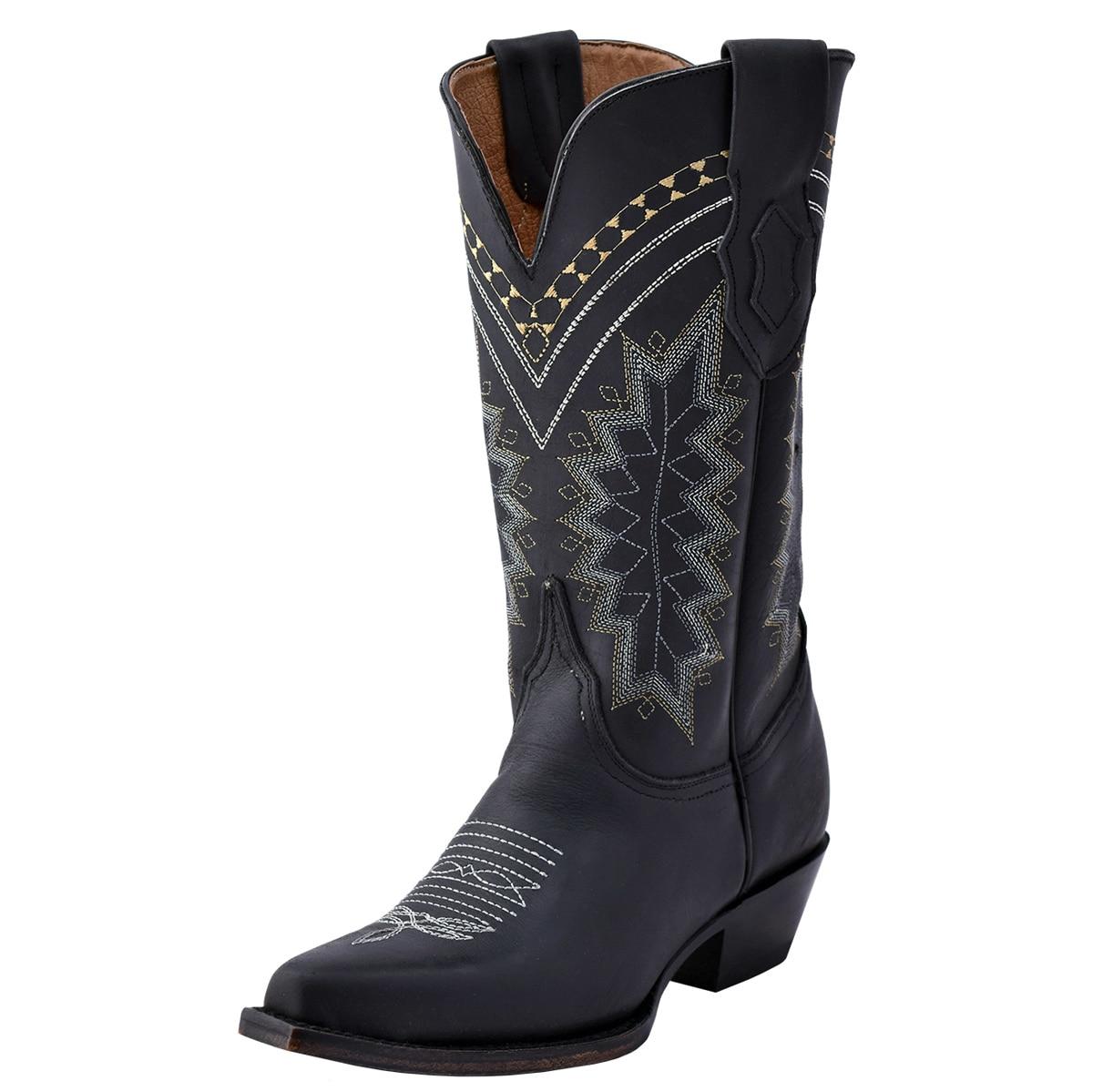 Ferrini Women's Navajo Snip Toe Boots